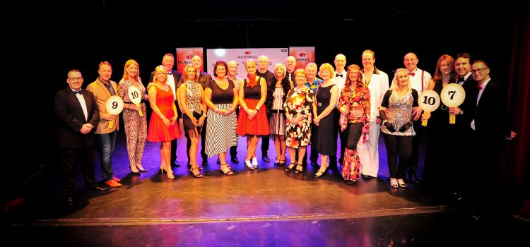 Dancing up a Storm Creates Charity Cash