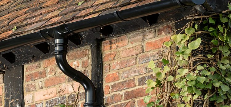 Marley Alutec adds to popular tudor downpipe range