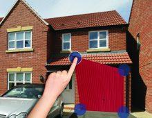 Garador provide breakthrough way to choosing a garage door