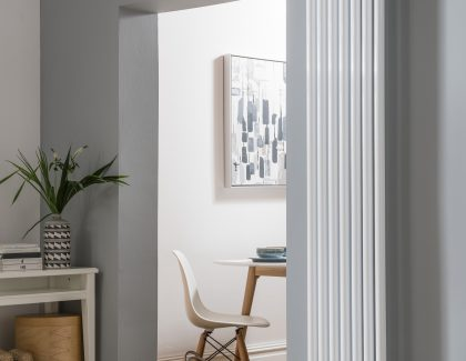 Straight up smooth with Aestus' new ABBA Contemporary Radiator