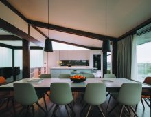 Premium kitchen manufacturer features in RIBA Award winning 'Silver House'