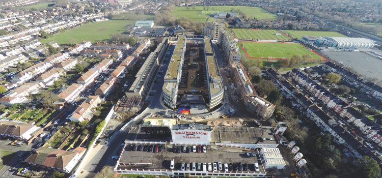 SiteSales Property Group strengthens commitment to affordable housing with Walthamstow Stadium housing development
