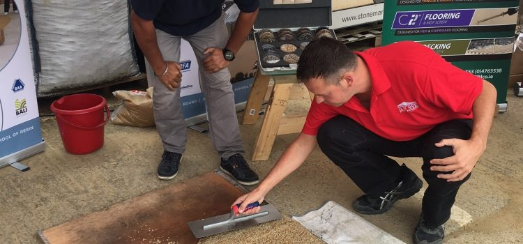 Successful demonstration day for Kingsfold builders merchant