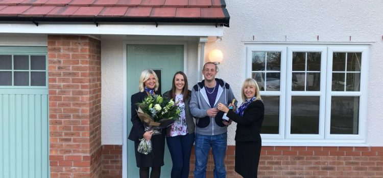 Macbryde Homes welcomes first residents at Erddig Place, Wrexham