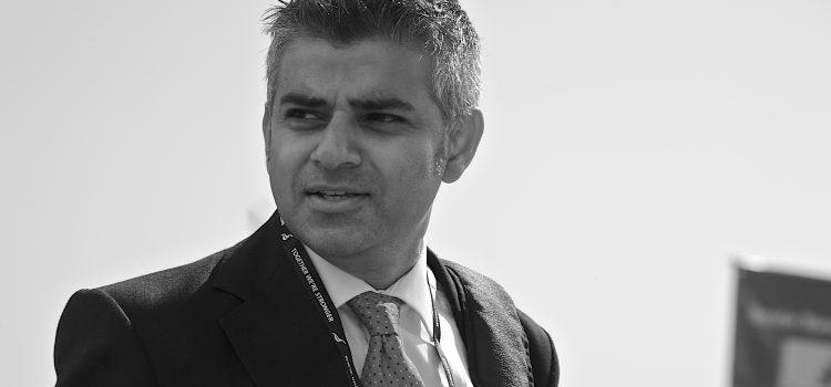 London mayor Sadiq Khan wants new housing developments near transport links to be car free