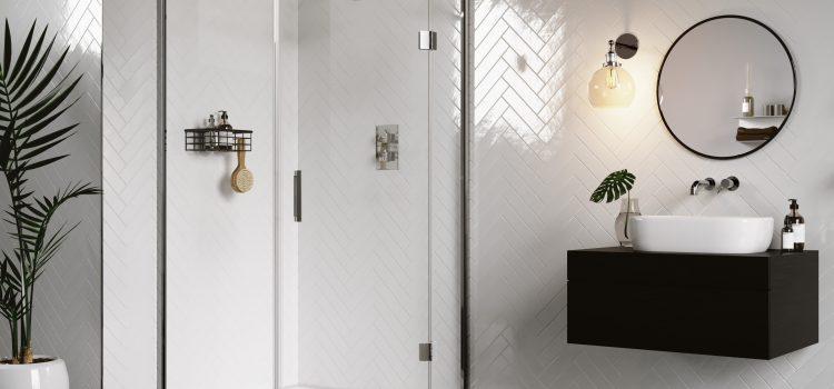 Introducing AQATA's new DS500 Quintet shower enclosure