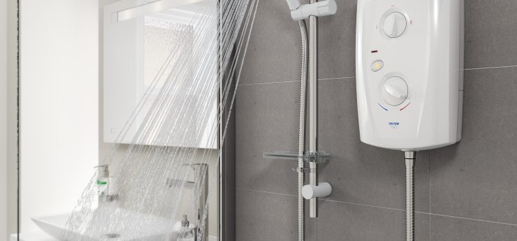 Specifying showers for hard water areas