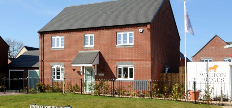 Walton Homes opens showhouse in Tamworth as interest in development increases