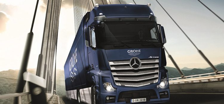 GROHE will return to Installer 2018 with XXL Truck