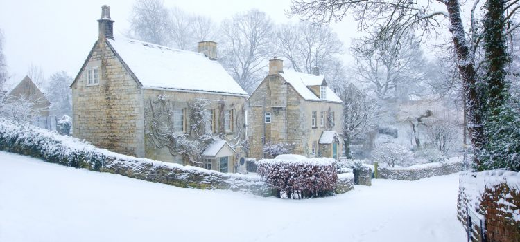 Beast from the East hampers housebuilding across the UK