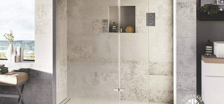 AQATA launches new Luxury Shower Screens & Enclosures brochure