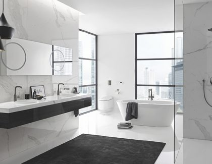 GROHE announced as a triple finalist in the Bathroom & Kitchen Update Awards