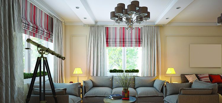 A window into the future: motorised blinds and curtains