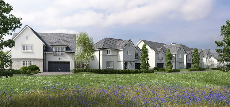 Green light for new CALA Homes development in Inverurie