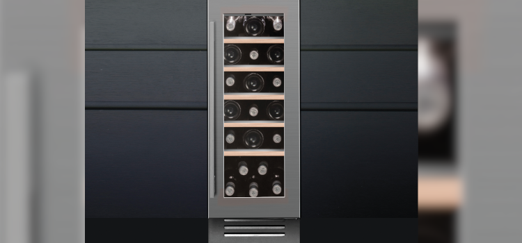 Compact & bijou: Meet Caple's new Wi3150 wine cabinet