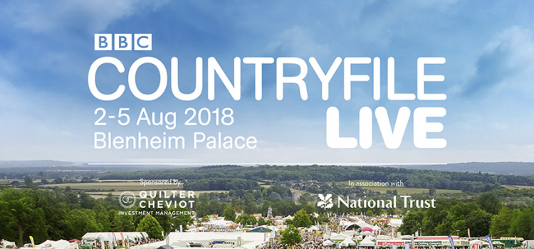 Ed Baines to give delicious cooking demos at Countryfile Live, with GROHE