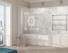 New Victoriana bath screen released by Roman