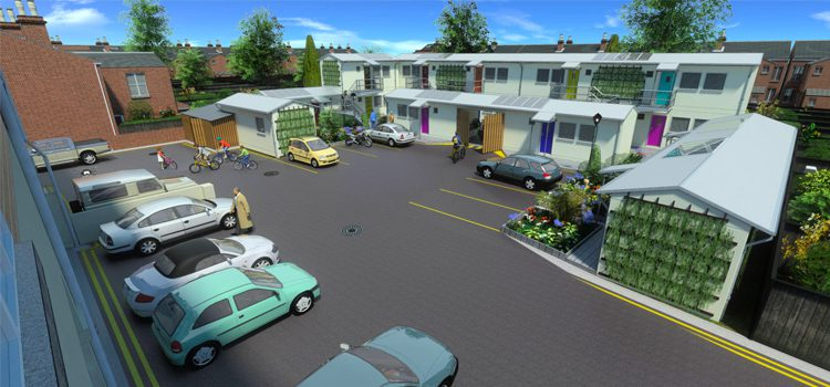 Worcester City Council give green light to UK's first iKozie micro-home community
