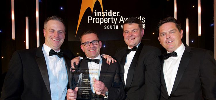 Top award for Cornish building company