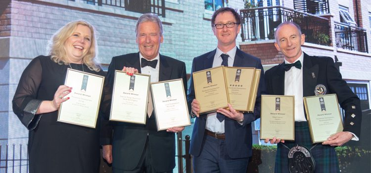 Southbank homes win second UK Property Award