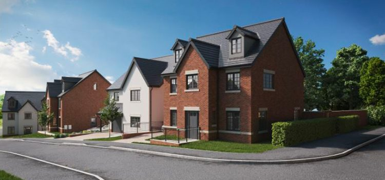 Waterstone Homes return to Swansea with Copper Beeches development