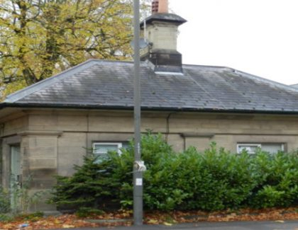 Belper Grade II listed property features in SDL Auctions Graham Penny's Derby Auction
