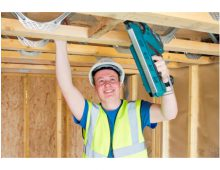Cornish housebuilder encourages youngsters into construction