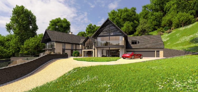 Newcastle architect's designs on £2m dream home gets planning green light