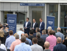 GROHE commits to being driving force of the digital transformation in the sanitary  sector in 2019