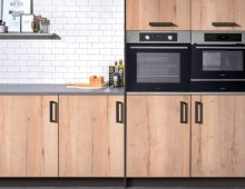 Be oven ready with the new  Caple Classic C2237 electric single oven