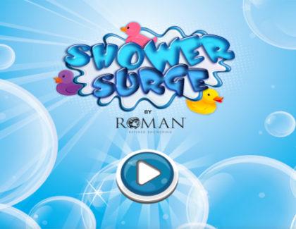 Roman's Shower Surge
