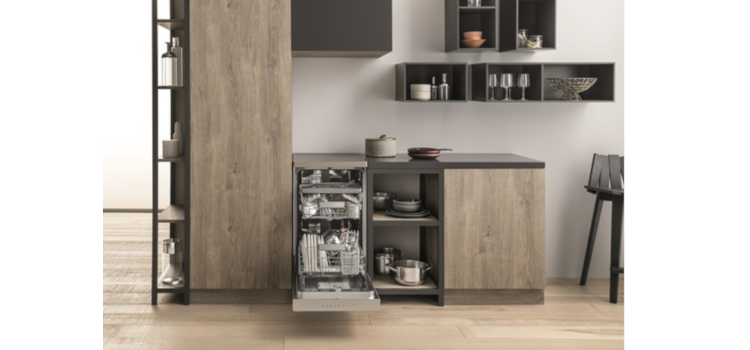 New Hotpoint slimline dishwashers