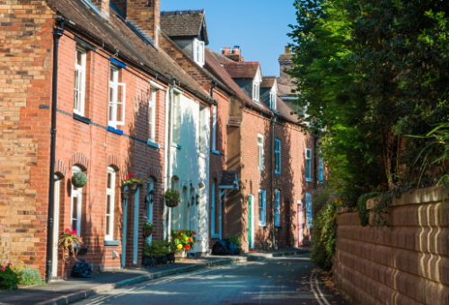 Big increase in affordable homes completed in West Midlands