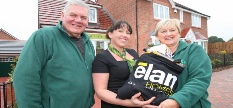 Elan invests £2 million-plus in communities