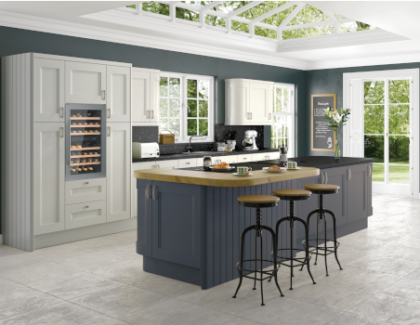 Classic elegance with Caple's new Finton and Roma kitchens