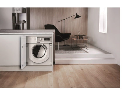 Whirlpool launches new range of FreshCare+ built-in washing machines and washer dryer