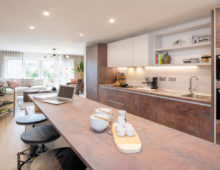 Crest Nicholson launches first Aurora open living collection at Hygge Park