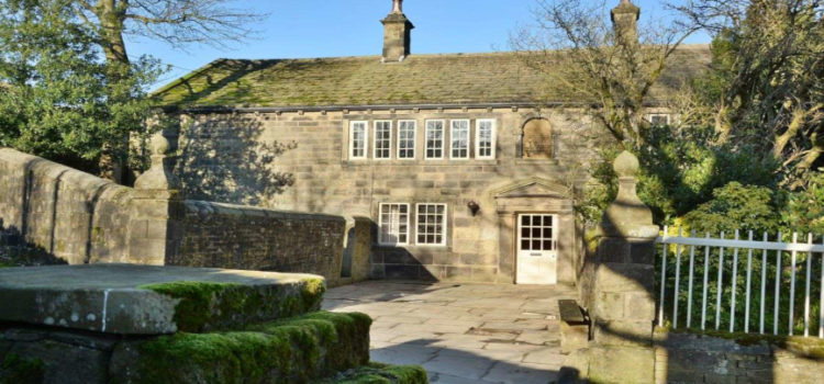 House that inspired Wuthering Heights is up for sale