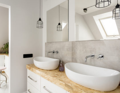 The most searched for bathrooms trends in 2019