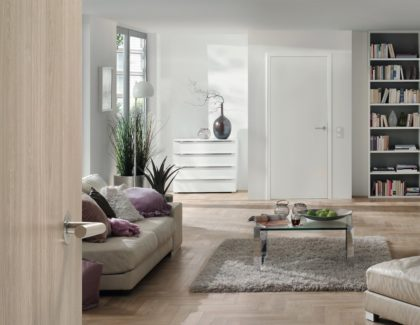 Hörmann UK opens the door to new opportunities with timber internal doors