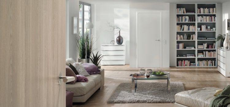 Hörmann UK opens the door to new opportunities with timber internal doors