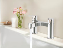 GROHE Bau: affordable bathroom solutions for low-pressure buildings