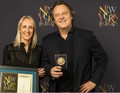 Unidrain win three international film awards