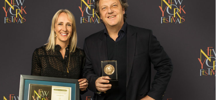 Unidrain win three international film awards