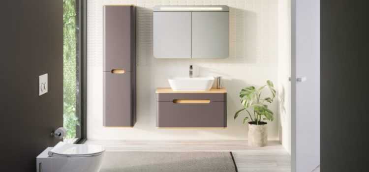 VitrA extends scandi-style Sento bathroom furniture