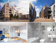 New homes at Bristol's much-loved Wapping Wharf launched for sale
