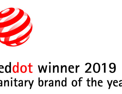 "GROHE wins the distinction of ""Red Dot: Brand of the Year"""