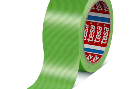 Outdoor work efficiency boosted by latest tesa tape