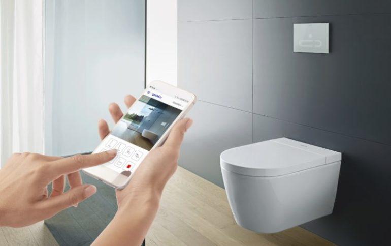 SensoWash Starck f: A new Generation of Shower-toilet