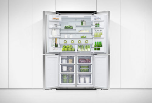 Fisher & Paykel brings hallmark design and technology to new four door refrigeration collection